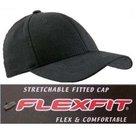Flexfit baseball cap s m l xl zwart