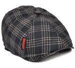 oversized newsboy cap pet