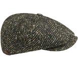 stetson hatteras herringbone oversized