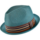major wear trilby zomerhoedje herenhoed