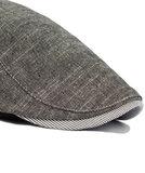 Driver zomerpet van katoen in de kleur grijs melee_