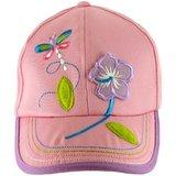 roze kids kinderen bloem vlinder