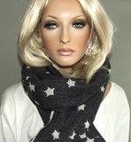 hip trendy warm wol wollen sjaal