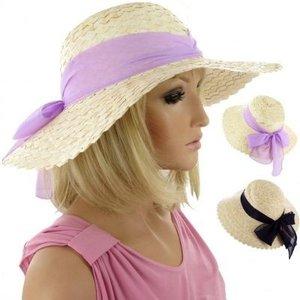 dameshoed strohoed zomerhoed