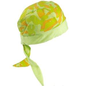 anytra bandana baby peuter camo groen