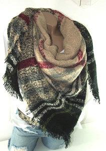 damessjaal grote sjaal