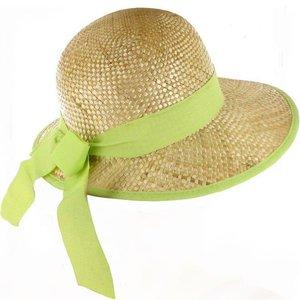 strocap strohoed dames zonnehoed strandhoed