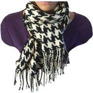 ruitje ruit sjaal dames winter
