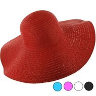SHINE-Grote-flaphoed-kleur-rood