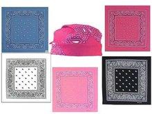 bandana hoofddoek paisley