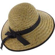 strocap hoed zonnehoed dames