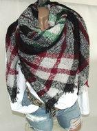 sjaal winter wintersjaal dames