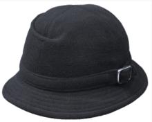 globetrotter opa hoedje winterhoedje waterdicht zwart
