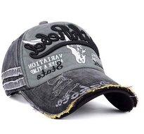 rebel washed vintage cap