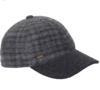 fiebig wintercap geruit pet herenpet